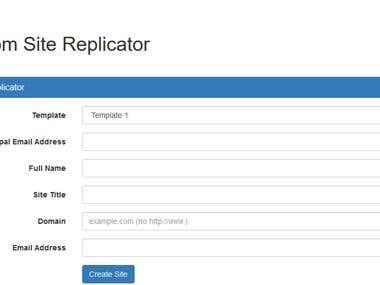 Error Fix on Apache WebServer