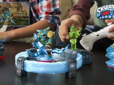 Skylanders Trapteam Portal