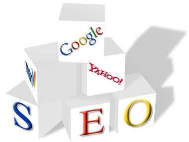 SEO Search Engine Optimization.