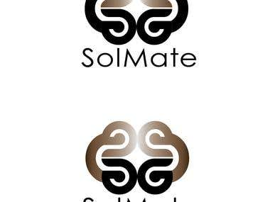 Logo for SolMate