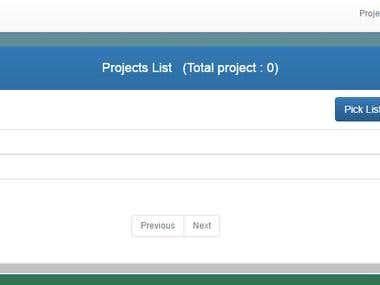 Amazon Bin Project ( XLSX, XLS or CSV)