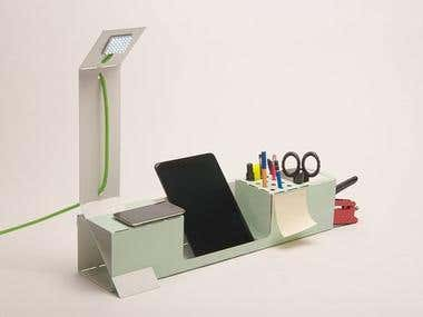 Stationary stand