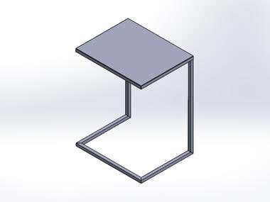 Lap-Top stand