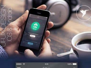 Arquivo Comprimido UI & UX design, APP Design | Spain