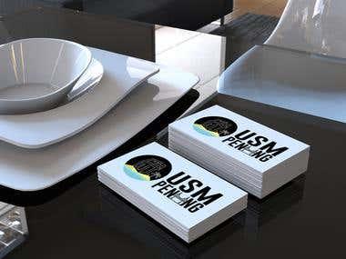 Logo Design & Branding EGHI USM Penang