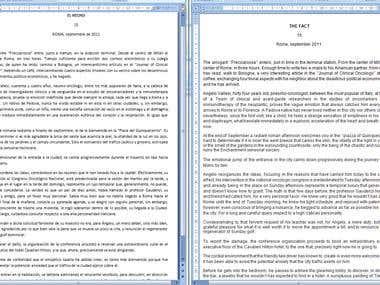 Traducción Libro Esp/Eng