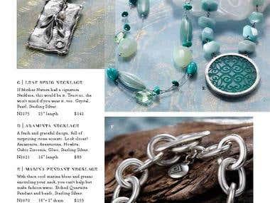 Silpada Designs Jewerly - first consumer catalog