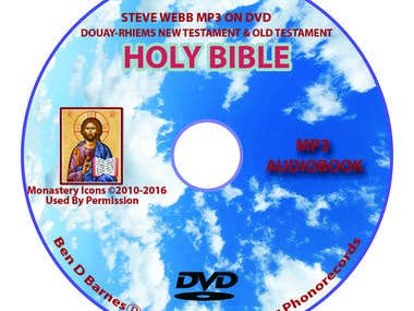 DVD Disk Design