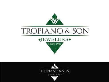 Logo for Tropiano & Son Jewelers