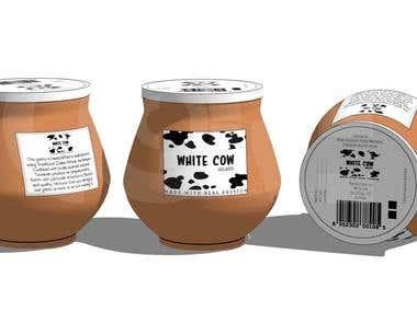 Gelato Packaging Concept