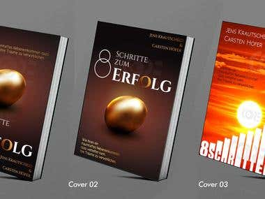 Book Cover Concepts