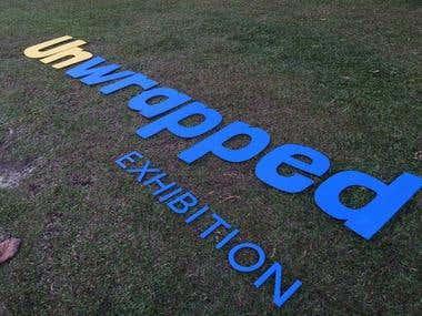 Unwrap Exhibition