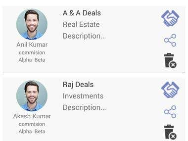Broker Deal Android App