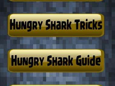 Cheats for Hungry shark Android Application