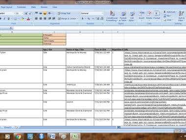 APP-MONITORING & TESTING REPORT