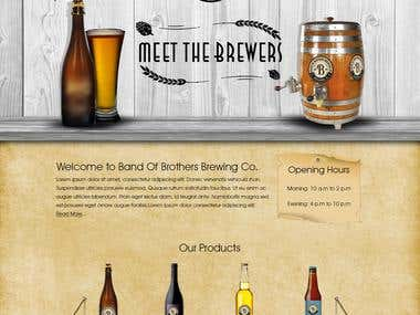 Band Of Brothers Brewing Co