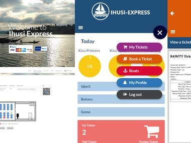 iExpress - boat reservation system