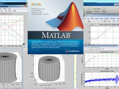 Numerical analysis & FEA using Matlab