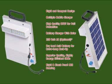 Portable Solar Light