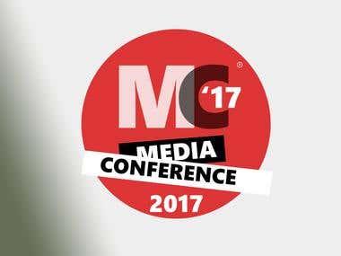 Media Conference Social Logo