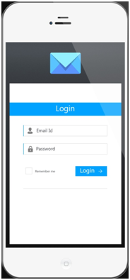 WinEmailClient Mobile Application