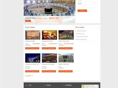 Project Hotel Management System (HMS)