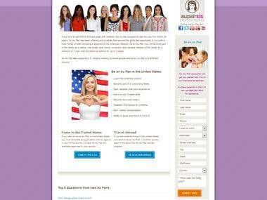 Website : Go Au Pair