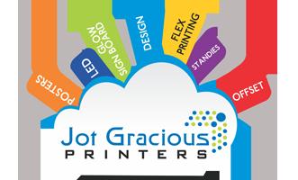 Jot Gracious printers
