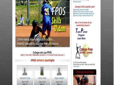 Fast pitch Online Showcase