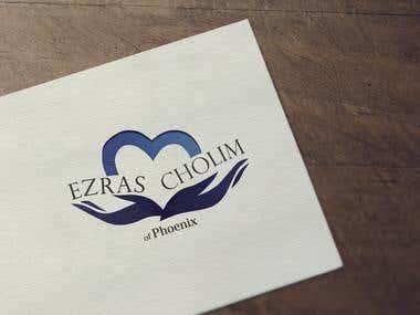 Ezras Cholim Logo