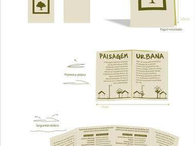 MINI FOLDER - Arborização Urbana