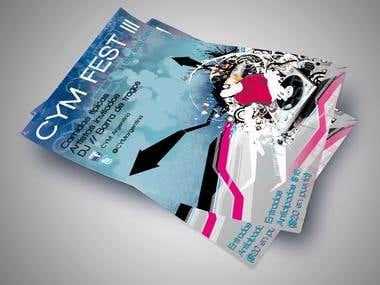 Diseño de Flyer / Flyer Design