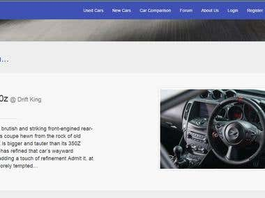 SWARE | Laravel Based Cars Classified Portal