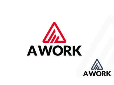 Awork Logo Design