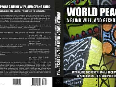 World Peace eBook Cover Design