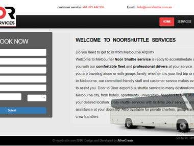 Noor Shuttle (Australia)