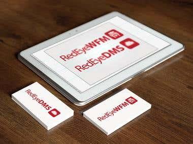 RedEye products branding