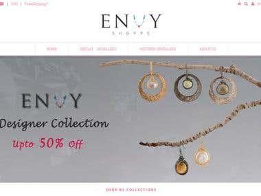 Shoping website
