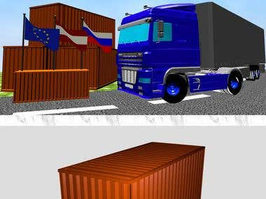 3d projects with technic
