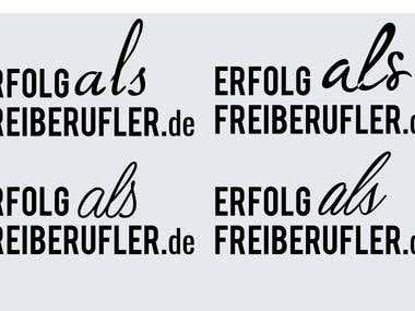 Logo Design For ERFOLG FREIBERUFLER.de