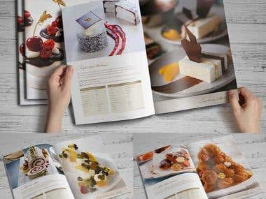 Dessert Collection Brochure