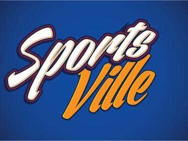 Sports Ville Logo