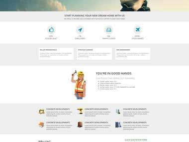 Website Design [Sample]