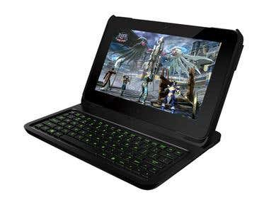 Razer Edge PC Gaming Tablet is World's Most Powerful Tablet
