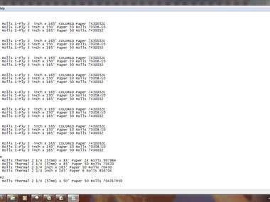 File TXT Remove
