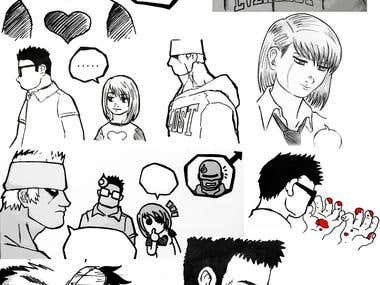 Orestes (web comic)