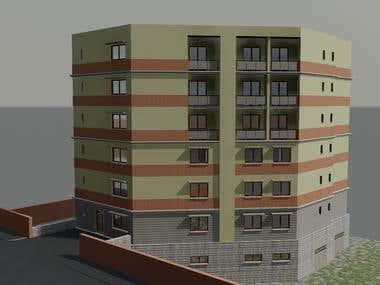 Architecture et Modélisation bâtiments