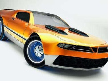 Concept Speeder