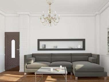 aménagement interieur