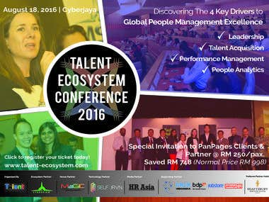Banner for Talent Ecosystem Conference 2016